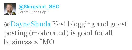 SEO Expert Blogging