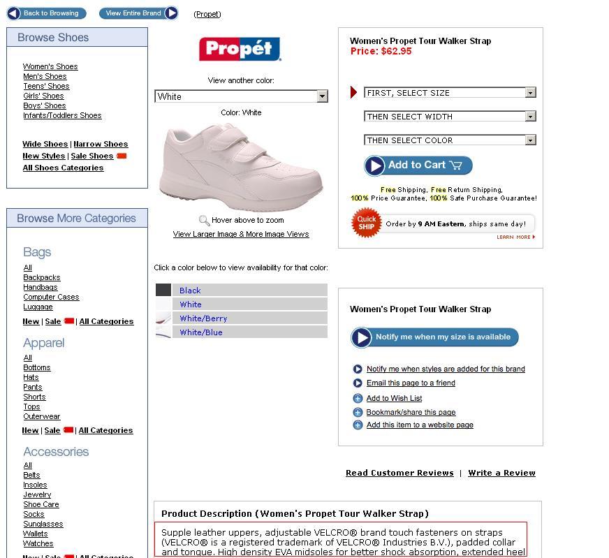 Shoebuy Shoe
