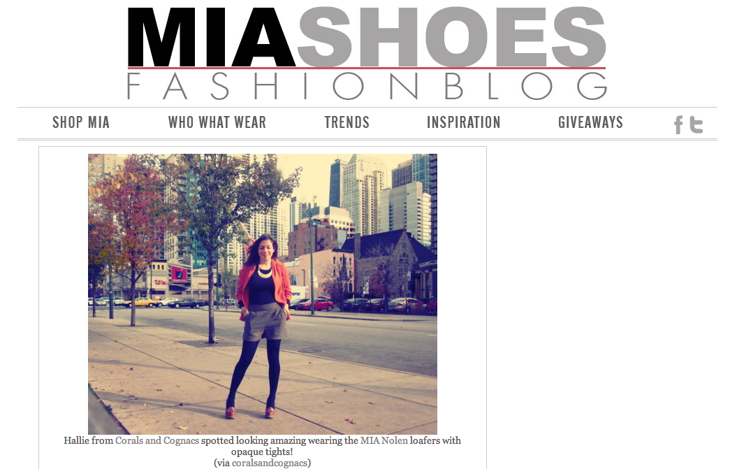 MIA Shoes Fashion Blog