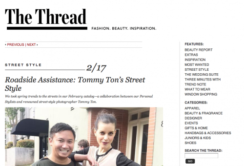 Nordstrom Blog - The Thread