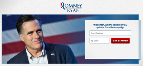 Romney Email List