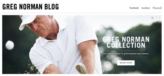 company sponsored blogs