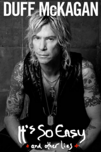 Duff McKagan Book