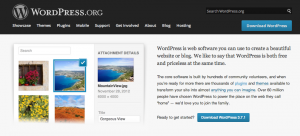 WordPress For Business Blogging