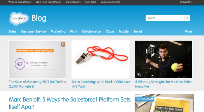 2 - Salesforce Blog