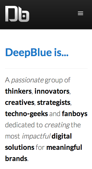 6 - DeepBlue