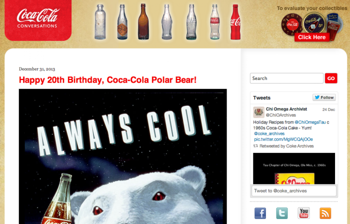 7 - Coke Conversations