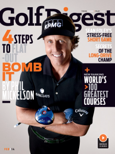 Golf Digest Titles