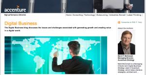 Consultant Blogs Accenture