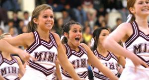 The Cheerleader Effect