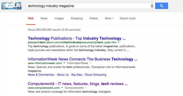 Industry Magazine Search