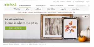 Minted Blog