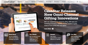 CashStar Blog Analysis