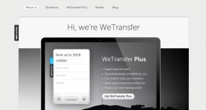WeTransfer Blog Analysis