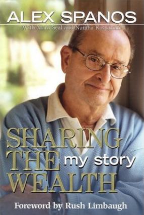 Alex Spanos Book