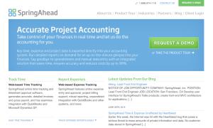 SpringAhead Blog Analysis