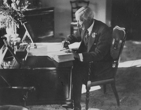 John D. Rockefeller Desk