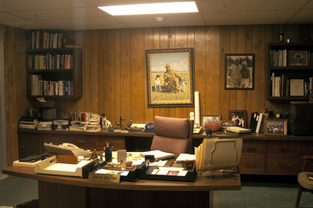Sam Walton Desk