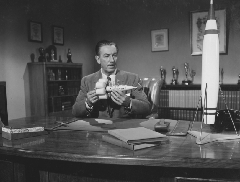 Walt Disney Desk