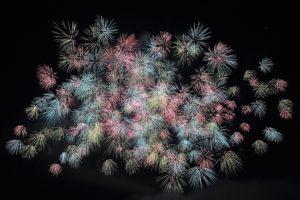 Dark Fireworks