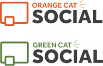 Orange Cat vs. Green Cat