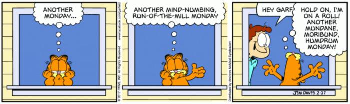 Garfield 02.27.2017