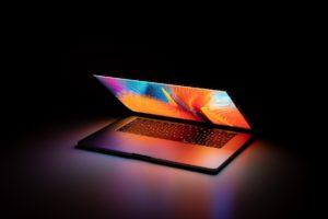 Lighted Computer