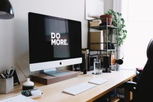 Mac Office Desk