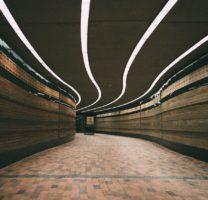 Curved Hallways