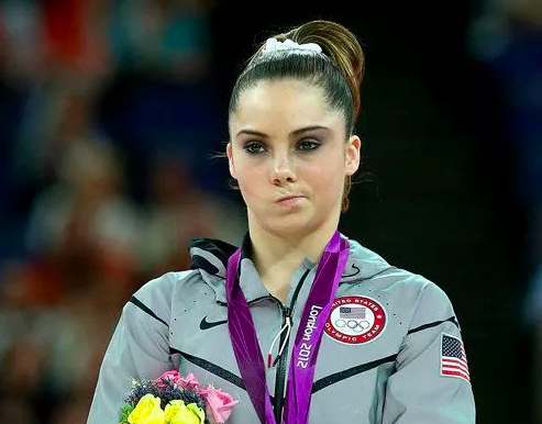 McKayla Maroney Is Not Impressed