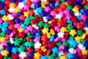 Multi-Color Stars