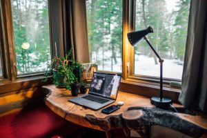 Natural Home Office